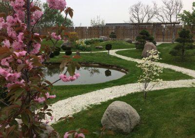 Японска градина - Декоративен разсадник ОЛЕА Пловдив